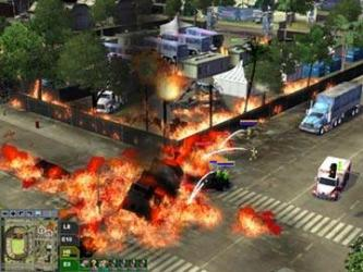 Firefighter Command Raging Inferno