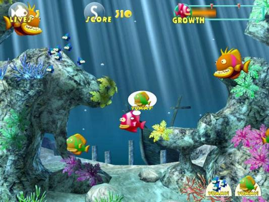 play free fish tales online games play fish food online