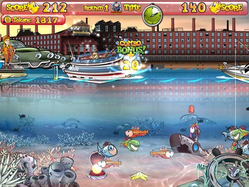 Play free fishing craze online games for Free online fishing games