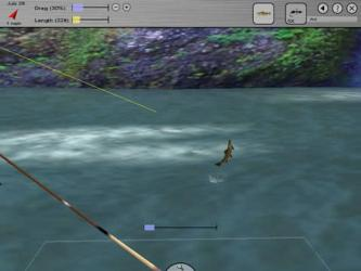Fly Fishing Sim