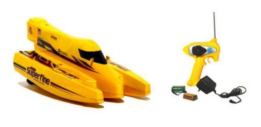 Formula 1 RC Hydroplane