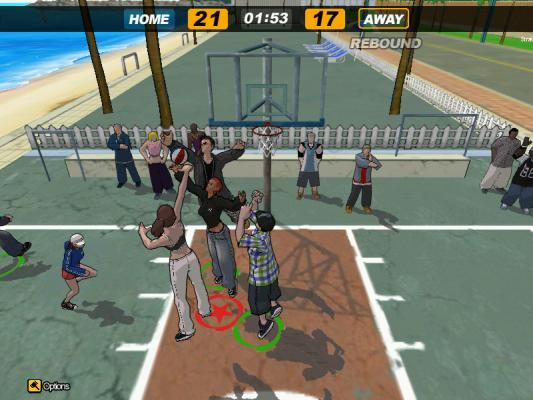 2 player basketball games online free