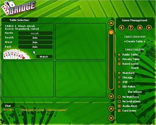 free bridge games online