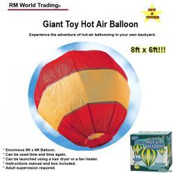 Giant Hot Air Balloon