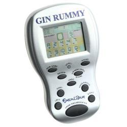 Gin Rummy Handheld