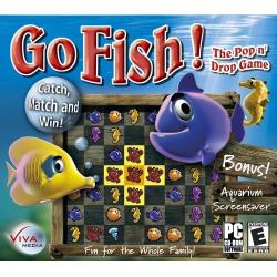 Go Fish Pop N Drop