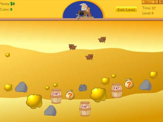 gold miner online play