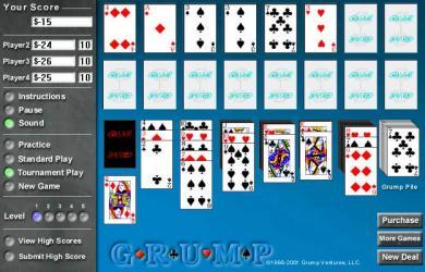 Grump Cardgame