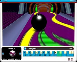 Gutterball Bowling 3D Mac