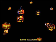 Halloweens haunts