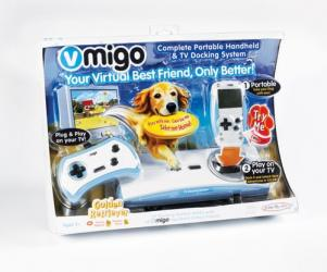 Handheld Golden Retriever Game