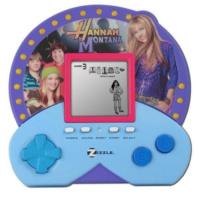 Fashion Show Games  Levels on Game Disney Hannah Montana Beginner Level Handheld Electronic Game