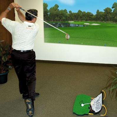 Home Swing Golf Simulator