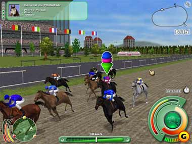 Horse Racing for Mac OS X