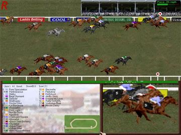 free online betting games horse racing