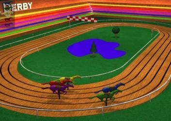 Hoyle Casino Horse Racing