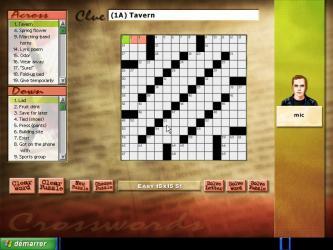 Hoyle Crosswords