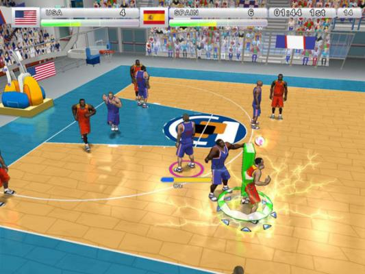 play basketball games online free