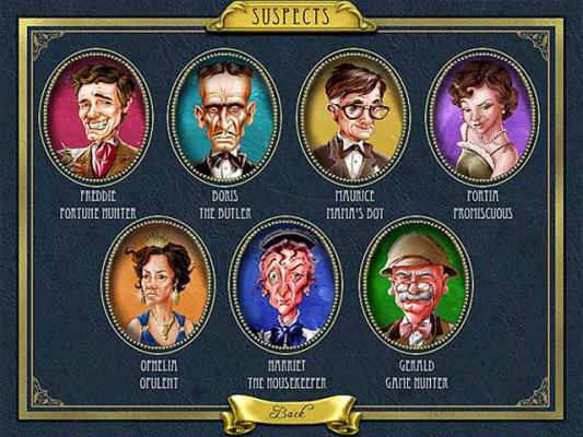 Detective Games Play Free Online Detectives Games. Detective Game ...