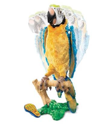 Interactive McCaw Parrot