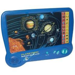 Interactive Planetarium