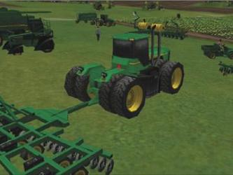 John Deere American Farmer