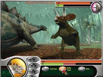 jurassic park dinosaur battles game free download