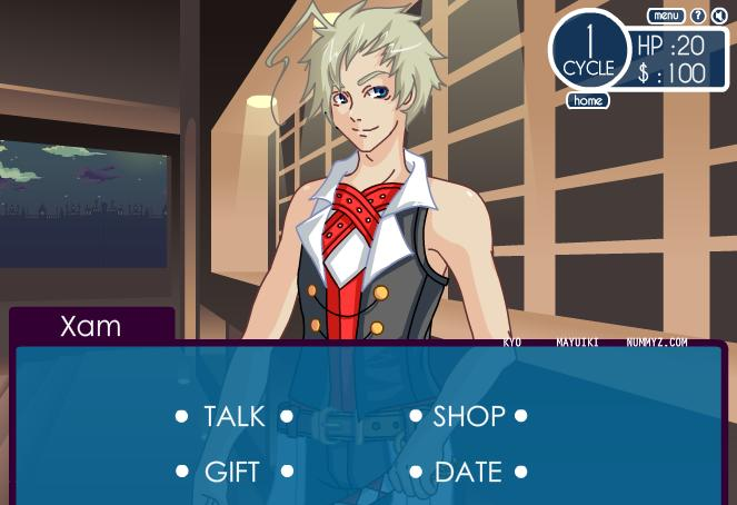 Dating sim online for guys