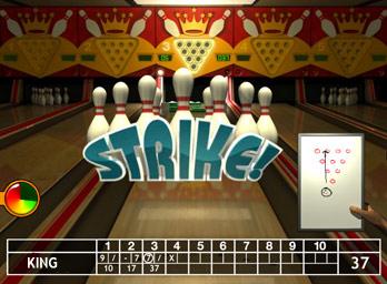 Gold Strike Game Full Screen