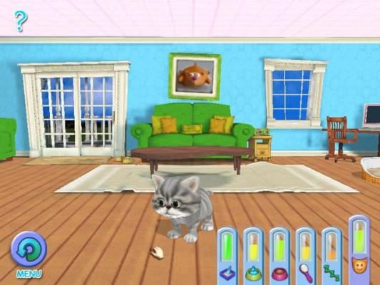 play cat game online