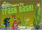 Krabs Trash Bash