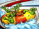 Kvakvapark Aquapark online game