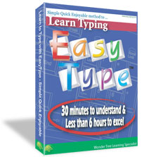 Learn To Type With Easy To Learn Typing