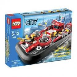 LEGO Fire Hovercraft