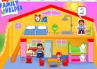 Legoville Family Helper online game