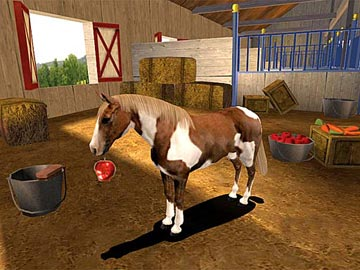 horse virtual