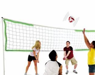 Light Up Volleyball Set