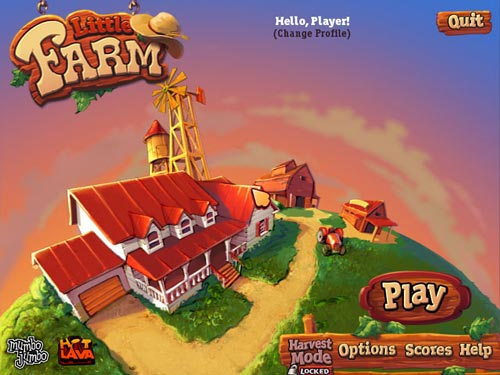 the free online games in farm