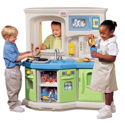 Cyberlog New Bidding Tikes Party Kitchen Complete Loads