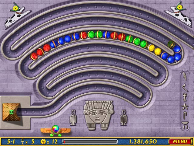 Play Temple of Luxor in Casino for Real Money: