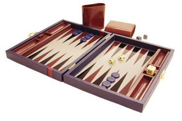 Magnetic Backgammon