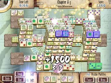 Play free Mah-Jomino online games