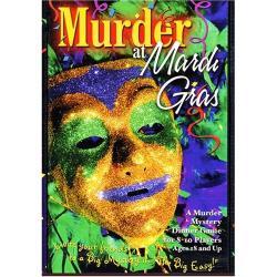 Mardi Gras Murder Mystery Dinner Game