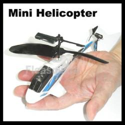Miniature Indoor RC Helicopter