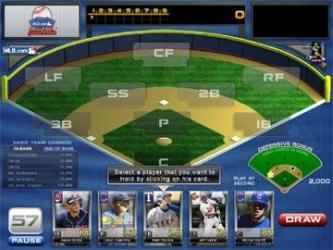 MLB Com Baseball Shuffle