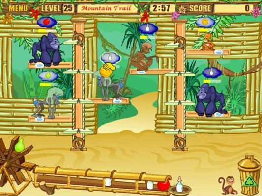 monkey games online free