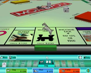 2 player monopoly board game online