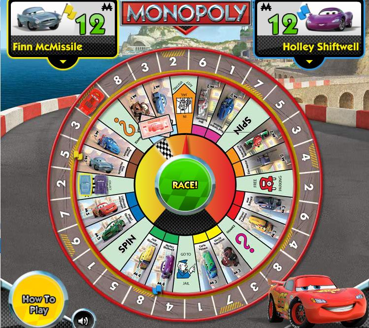 monopoly flash games