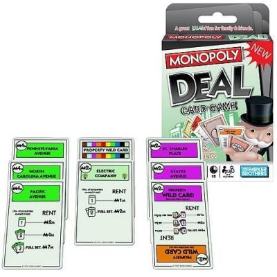 how to clear monopoly credit cards