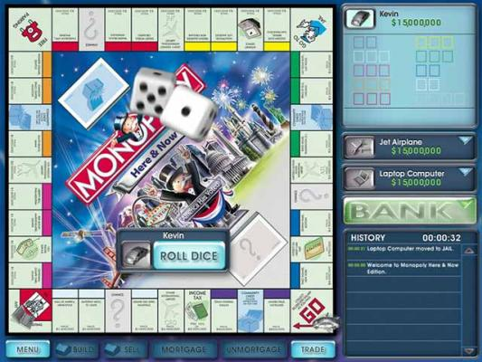 play monopoly board game online free no downloading